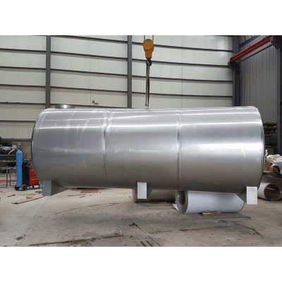 20 Ton Paslanmaz  20 000 lt Su Deposu  Sıvı Deposu